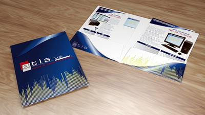 Business Folder Design and Printing in Georgia