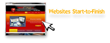 web design start to finish